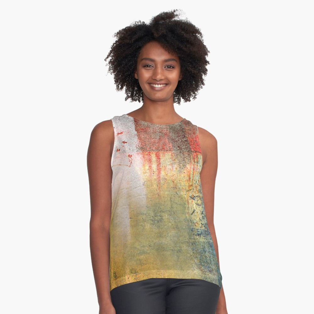 Firing Squad Contrast Tank Front