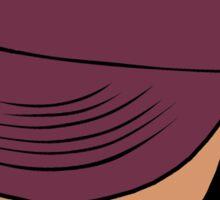 Jon Bellion face beautiful mind Sticker