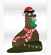 Póster Christmas Gerald