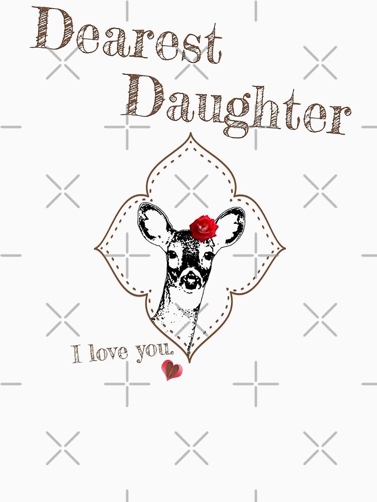 Deer Elder Daughter - I love my dear family by LittleMissTyne