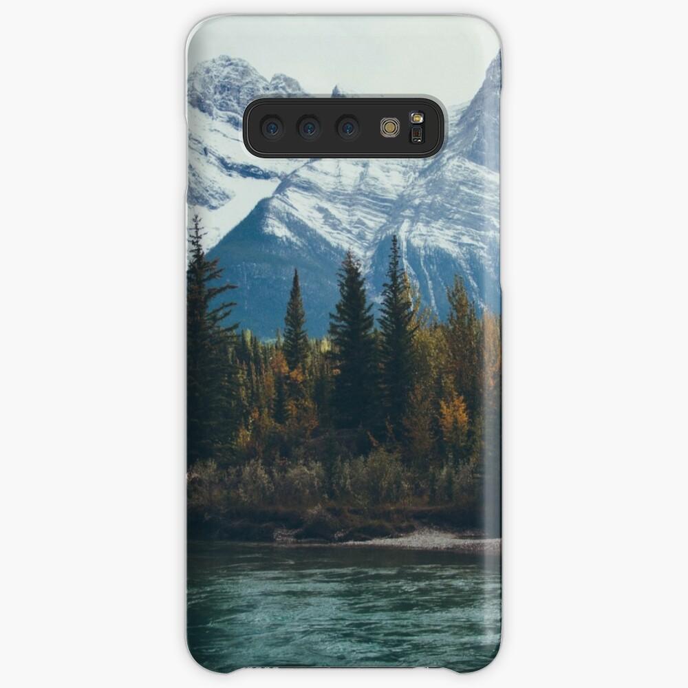 mountain river Case & Skin for Samsung Galaxy