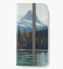 mountain river iPhone Wallet/Case/Skin