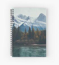 Cuaderno de espiral Río de montaña