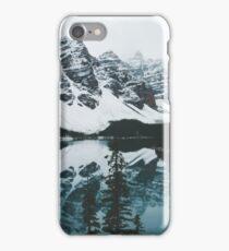 moraine lake iPhone Case/Skin