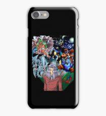 Yu-Gi-Oh - Pegasus iPhone Case/Skin