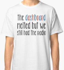 """Dashboard"" by Modest Mouse Classic T-Shirt"