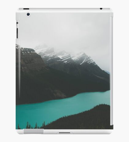 peyto lake iPad Case/Skin