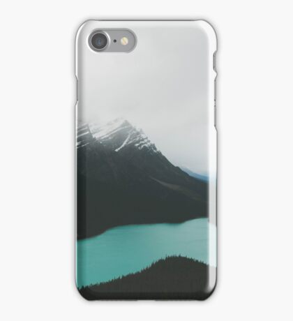 peyto lake iPhone Case/Skin