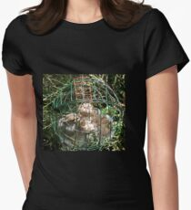Mission Impossible Womens Fitted T-Shirt