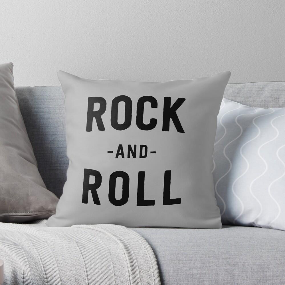 Rock'n'Roll Dekokissen
