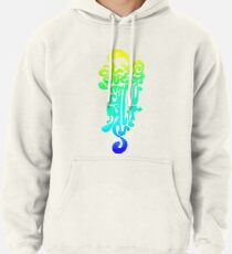 e263a2331 Abstract Space Elephant Pullover Hoodie