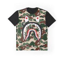 BAPE Shark  Graphic T-Shirt