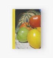 Tomato Pile Hardcover Journal