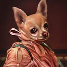 Mabel the Chihuahua by carpo17