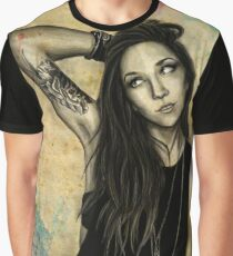 Ally Hills Graphic T-Shirt