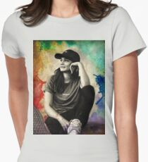 Shannon Beveridge Womens Fitted T-Shirt