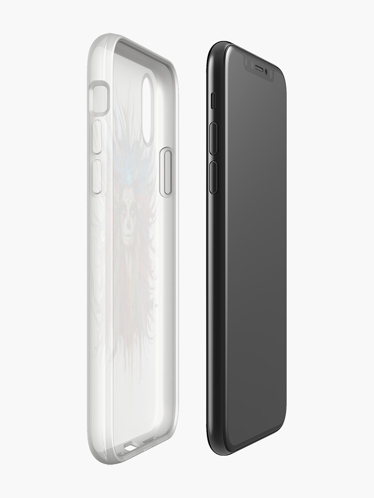 Alternate view of Memento mori iPhone Case & Cover