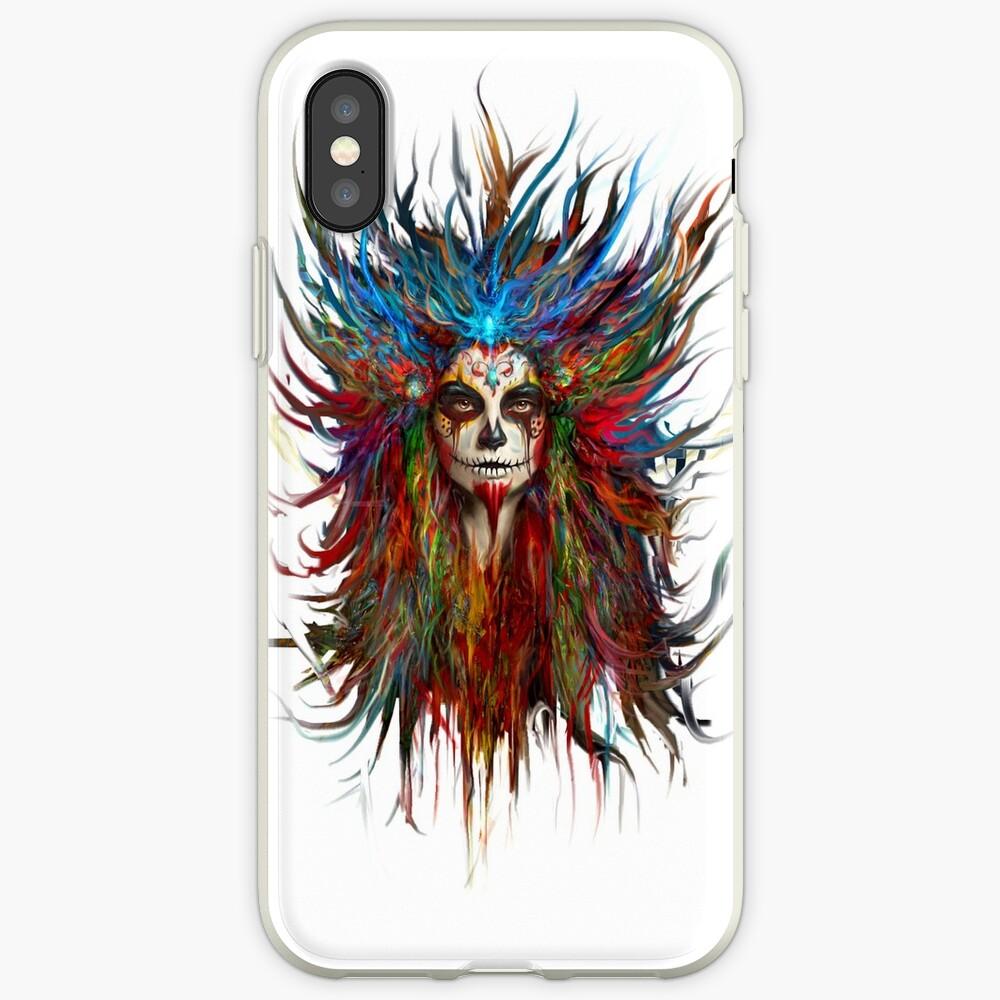 Memento mori iPhone Case & Cover