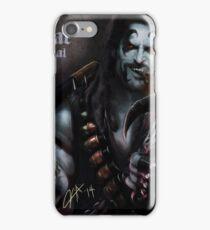 Lobo iPhone Case/Skin