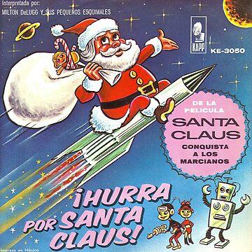 Hurra Santa Claus by DamienOujia