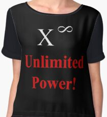 Unlimited Power! Chiffon Top