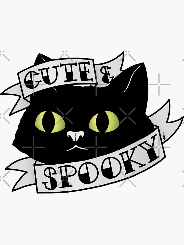 Cute and Spooky by ChrisJeffery