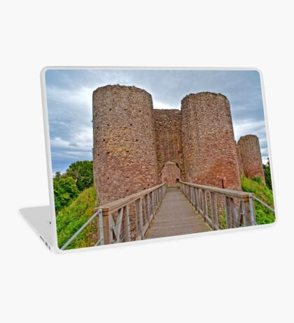 The White Castle in Wales, UK Laptop Skin