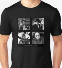 Original Art of Actor Christopher Lloyd T-Shirt
