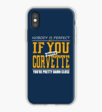 Chevrolet Corvette iPhone Case