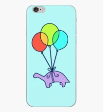 Ballon Dinosaurier iPhone-Hülle & Cover