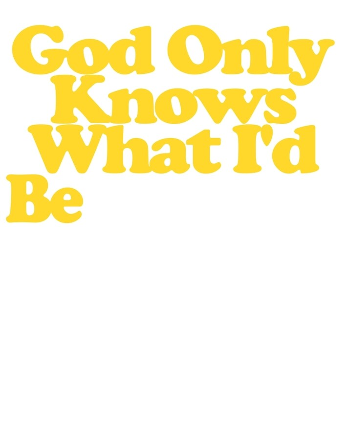 God Only Knows Beach Boys Lyrics Pet Sounds Shirt