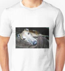 greyhound second Unisex T-Shirt