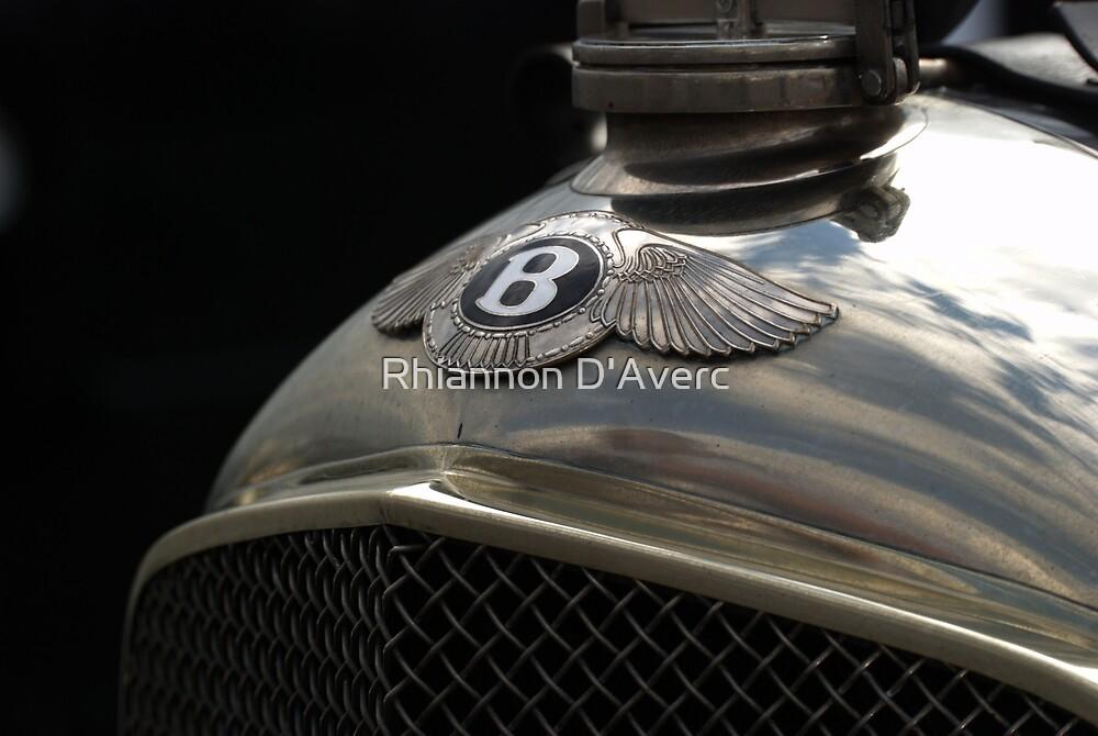 Bentley by Rhiannon D'Averc