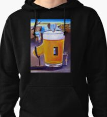 The Supernatural Pint of Everlasting Effervescence Pullover Hoodie