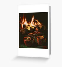 Hygge Greeting Card