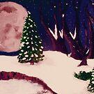 December Moon by Mel Bohrer
