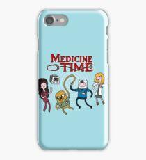 Medicine Time! iPhone Case/Skin