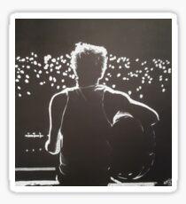 Niall Horan crowd Sticker