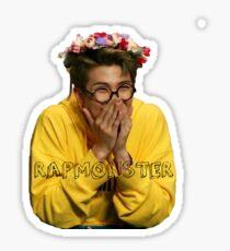 BTS Transparent Rapmonster  Sticker