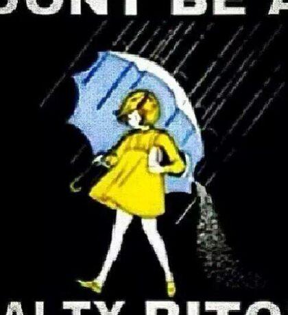 yellow dress morton salt girl salty