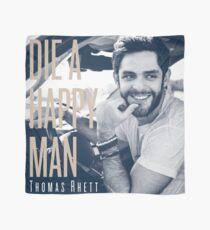 Thomas Rhett - Die a Happy Man Scarf