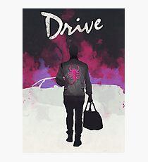 Drive Photographic Print