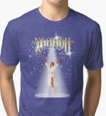 Xanadu - A Million Lights - Olivia Newton-John Tri-blend T-Shirt