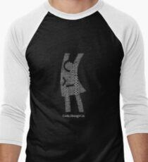 Binary Girl - White Font T-Shirt