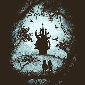 Dark Crystal Dreams by MKMINDSQUEEZE
