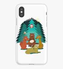 Rudy & the Wolves iPhone Case