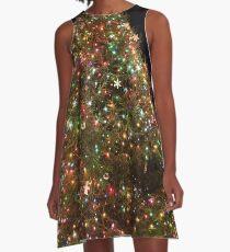 Rockport's Christmas  tree 2013 A-Line Dress