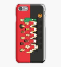 Manchester United as simpson iPhone Case/Skin