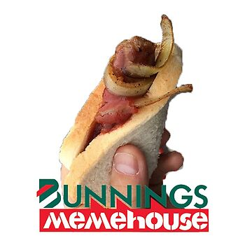 Bunnings Snags by RefrainityStore