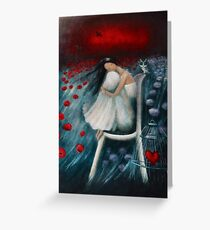 A place to dream Greeting Card